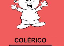 Temperamento infantil colérico
